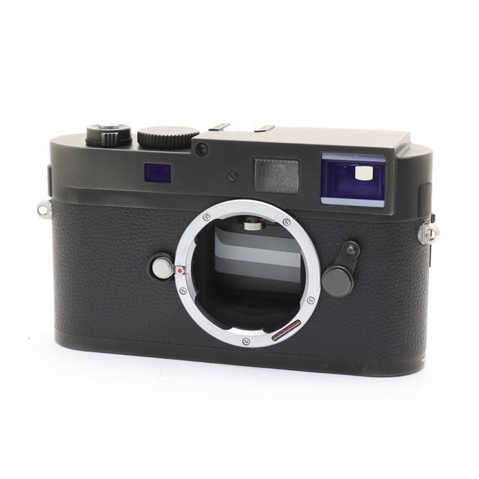 【あす楽】 【中古】 《良品》 Leica Mモノクローム ブラッククローム 【ライカカメラジャパンにてセンサークリーニング/各部点検済】 [ デジタルカメラ ]