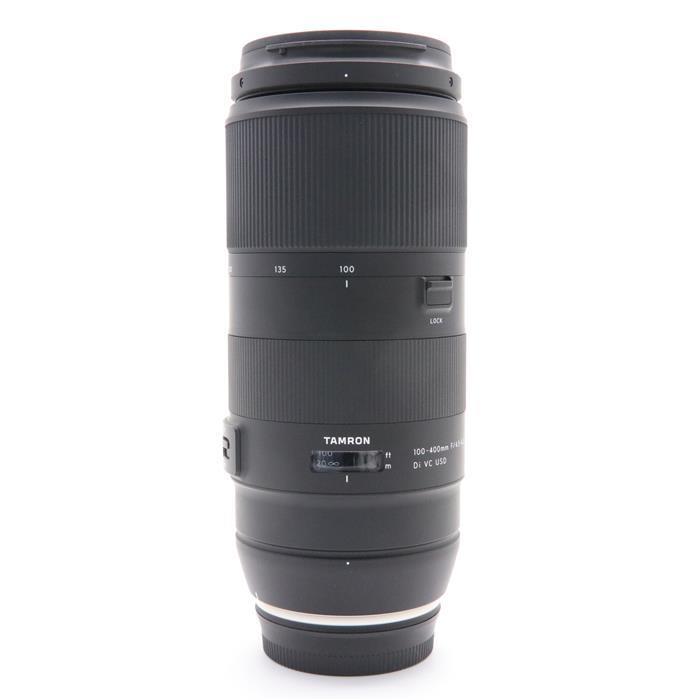 【あす楽】 【中古】 《美品》 TAMRON 100-400mm F4.5-6.3 Di VC USD A035E(キヤノン用) [ Lens | 交換レンズ ]
