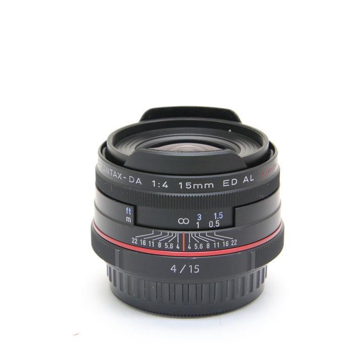 【あす楽】 【中古】 《良品》 PENTAX HD DA15mm F4 ED AL Limited ブラック [ Lens | 交換レンズ ]