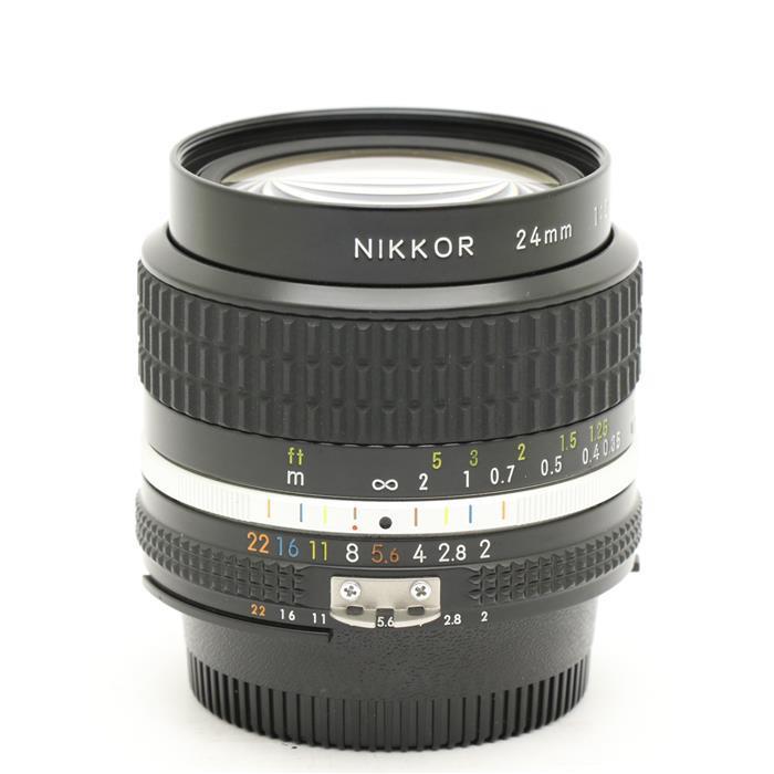 【あす楽】 【中古】 《並品》 Nikon Ai 24mm F2S [ Lens | 交換レンズ ]