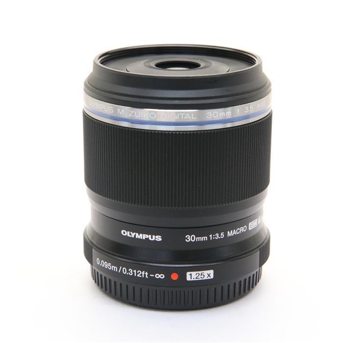 【あす楽】 【中古】 《良品》 OLYMPUS M.ZUIKO DIGITAL ED 30mm F3.5 Macro (マイクロフォーサーズ) [ Lens   交換レンズ ]