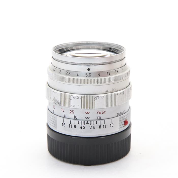 【あす楽】【あす楽】【中古】 《難有品》 Leica | [ ズミルックス M50mm F1.4 初期型 シルバー [ Lens | 交換レンズ ], 丸岡町:38bac166 --- officewill.xsrv.jp