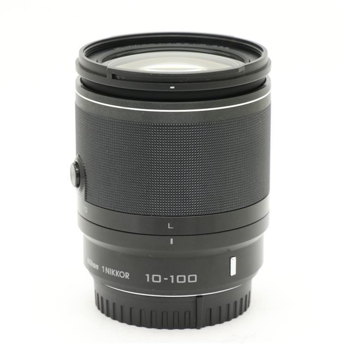 【あす楽】 【中古】 《良品》 Nikon 1 NIKKOR VR 10-100mm F4-5.6 ブラック [ Lens | 交換レンズ ]