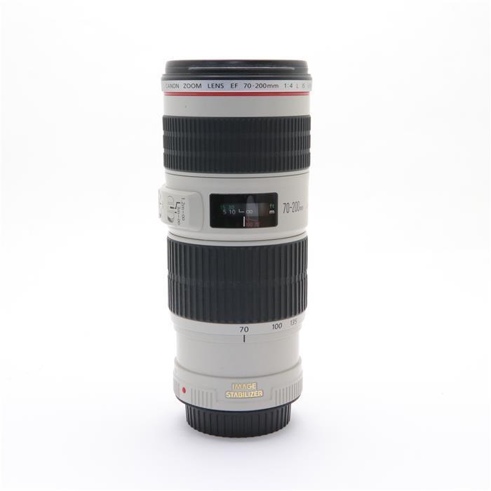 【あす楽】 【中古】 《並品》 Canon EF70-200mm F4L IS USM [ Lens | 交換レンズ ]