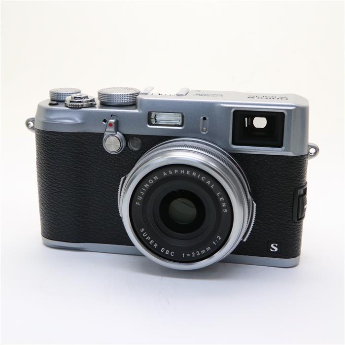【あす楽】 【中古】 《美品》 FUJIFILM X100S シルバー [ デジタルカメラ ]