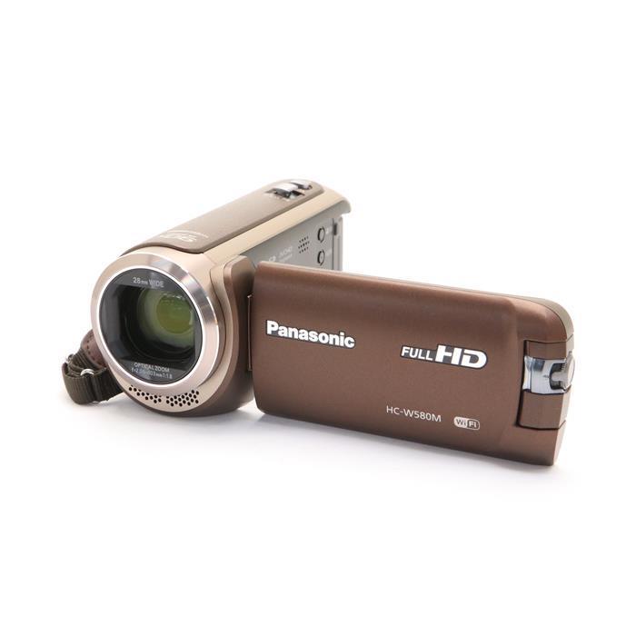 正規激安 【あす楽】【中古 Panasonic】 HC-W580M 《美品》 Panasonic デジタルハイビジョンビデオカメラ 《美品》 HC-W580M ブラウン, ダテマチ:588dcf46 --- totem-info.com