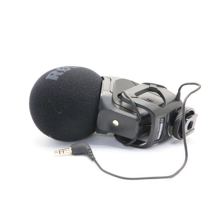【超特価sale開催!】 【あす楽】【中古 VideoMic】 Pro 《美品》【中古】 RODE Stereo VideoMic Pro, 8star:d4ff7a78 --- totem-info.com