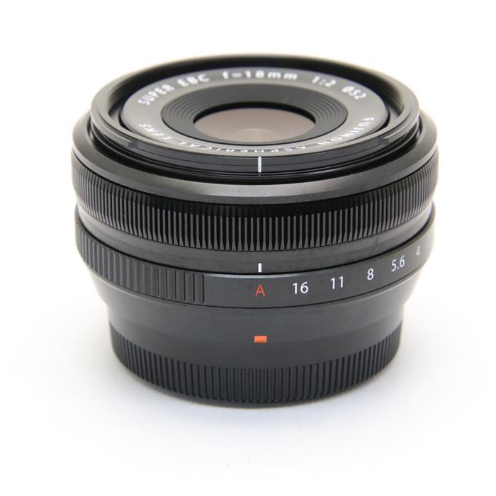 【あす楽】 【中古】 《美品》 FUJIFILM フジノン XF 18mm F2 R [ Lens   交換レンズ ]
