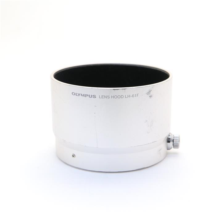 Olympus LH-61F Silver Metal Lens Hood for 75mm f//1.8 Micro 4//3 Lens