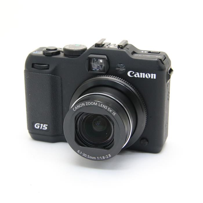 【あす楽】 【中古】 《並品》 Canon PowerShot G15 [ デジタルカメラ ]