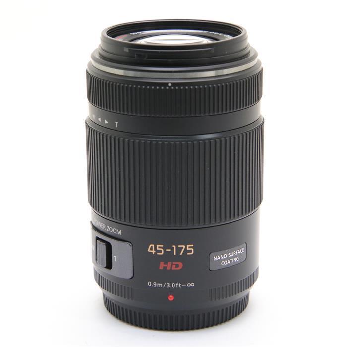【あす楽】 【中古】 《美品》 Panasonic G X PZ 45-175mm F4.0-5.6 ASPH. POWER O.I.S. ブラック (マイクロフォーサーズ) [ Lens | 交換レンズ ]