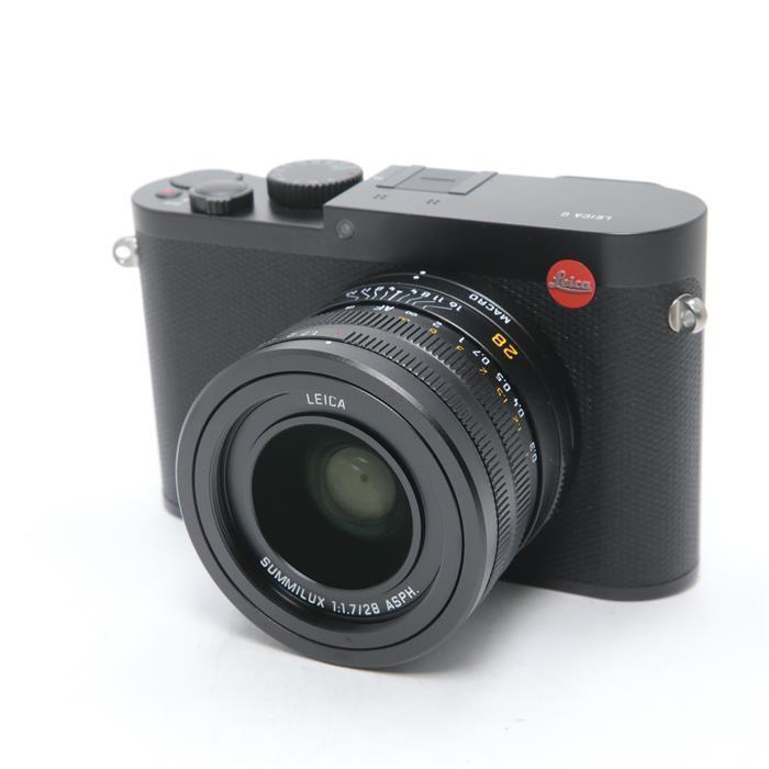 【あす楽】 【中古】 《美品》 Leica Q(Typ116) ブラック [ デジタルカメラ ]