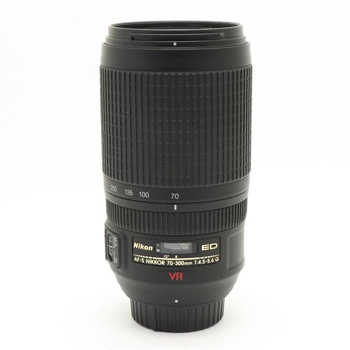 【あす楽】 【中古】 《良品》 Nikon AF-S VR Zoom-Nikkor 70-300mm F4.5-5.6G IF-ED [ Lens | 交換レンズ ]