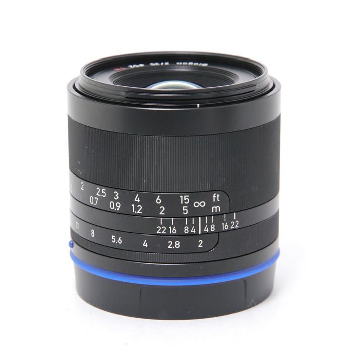 代引き手数料無料 あす楽 中古 《並品》 全国一律送料無料 Carl Zeiss Loxia 交換レンズ Lens F2 35mm フルサイズ対応 ソニーE用 70%OFFアウトレット