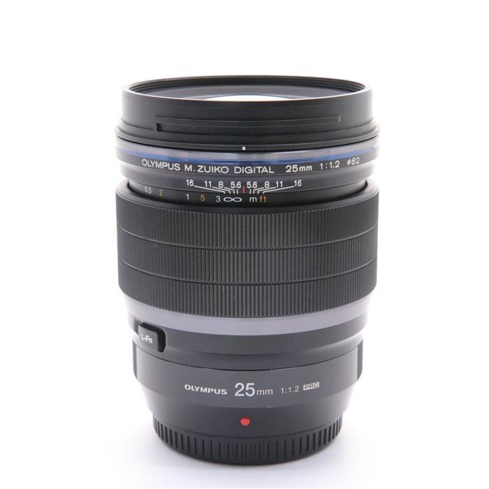 【あす楽】 【中古】 《並品》 OLYMPUS M.ZUIKO DIGITAL ED 25mm F1.2 PRO (マイクロフォーサーズ) [ Lens   交換レンズ ]