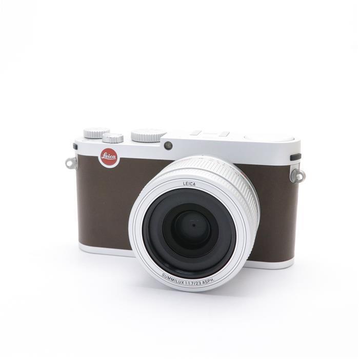 【あす楽】 【中古】 《美品》 Leica X(Typ113) シルバー [ デジタルカメラ ]