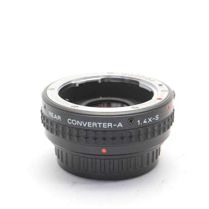 魅力的な 【あす楽 Lens】【中古】 [ 《良品》 PENTAX リアコンバーターA1.4×-S [ Lens 交換レンズ | 交換レンズ ], 尾西市:48712bac --- totem-info.com