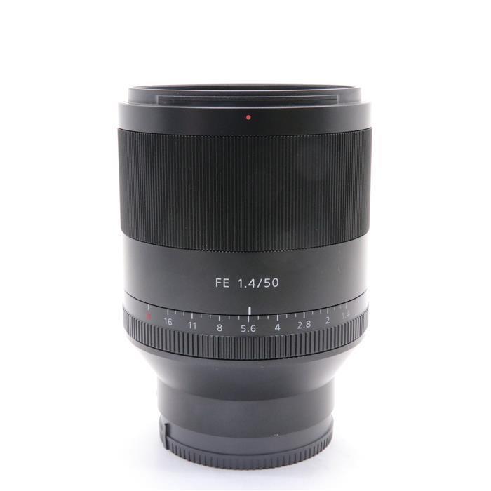 【あす楽】 【中古】 《良品》 SONY Planar T* FE 50mm F1.4 ZA SEL50F14Z [ Lens | 交換レンズ ]