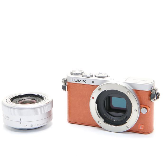 【あす楽】 【中古】 《良品》 Panasonic LUMIX DMC-GM1Kレンズキット オレンジ [ デジタルカメラ ]