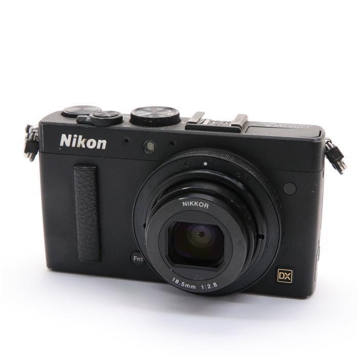 【あす楽】 【中古】 《難有品》 Nikon COOLPIX A ブラック [ デジタルカメラ ]