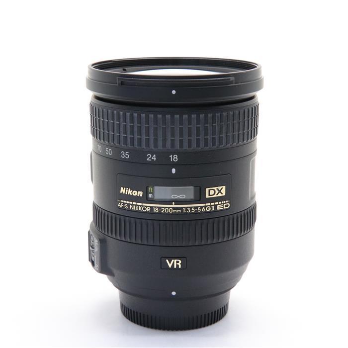 【あす楽】 【中古】 《良品》 Nikon AF-S DX NIKKOR 18-200mm F3.5-5.6G ED VR II [ Lens | 交換レンズ ]