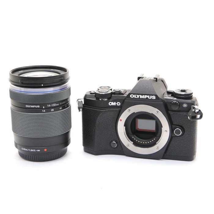 【あす楽】 【中古】 《良品》 OLYMPUS OM-D E-M5 Mark II 14-150mmIIレンズキット ブラック [ デジタルカメラ ]