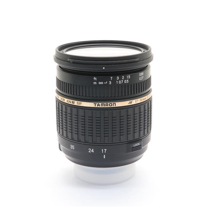 【あす楽】 【中古】 《良品》 TAMRON SP 17-50mm F2.8 XR DiII LD Aspherical[IF](ニコン用) [ Lens   交換レンズ ]