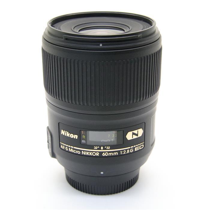 【あす楽】 【中古】 《良品》 Nikon AF-S Micro NIKKOR 60mm F2.8 G ED [ Lens   交換レンズ ]
