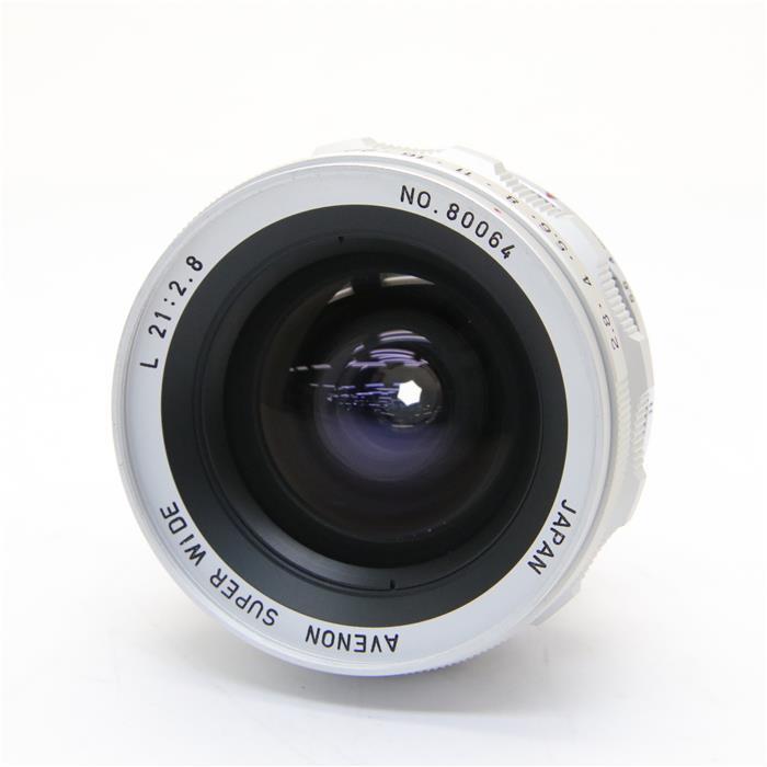 【あす楽】 【中古】 《美品》 AVENON (L) 21mm F2.8 [ Lens | 交換レンズ ]