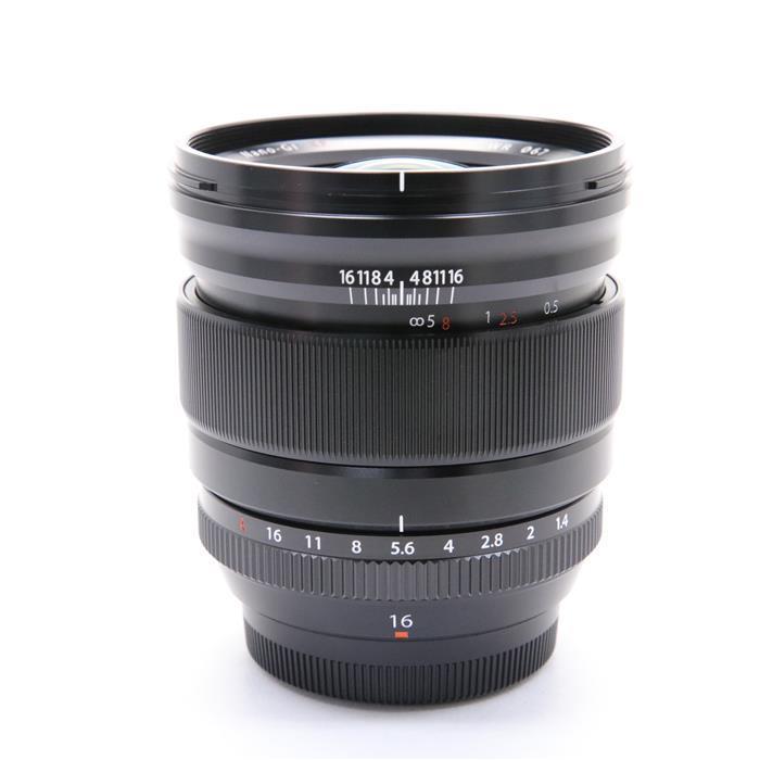 【あす楽】 【中古】 《美品》 FUJIFILM フジノン XF 16mm F1.4 R WR [ Lens | 交換レンズ ]