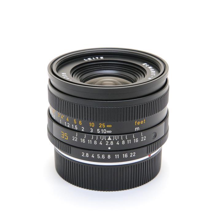 【あす楽】 【中古】 《並品》 Leica エルマリート R35mm F2.8 フード組込 (R-Only) [ Lens | 交換レンズ ]