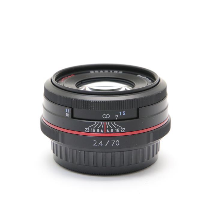 【あす楽】 【中古】 《良品》 PENTAX HD DA70mm F2.4 Limited ブラック [ Lens   交換レンズ ]