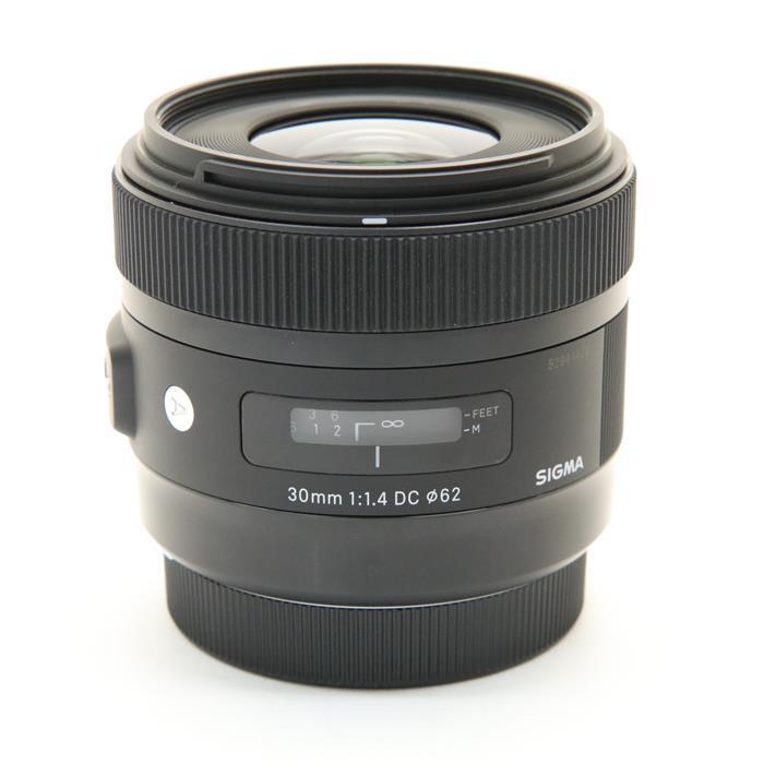 【売り切り御免!】 《良品》 SIGMA A 30mm F1.4 DC HSM (キヤノンEF用) [ Lens   交換レンズ ], wel-senseショップ 8e2141c3