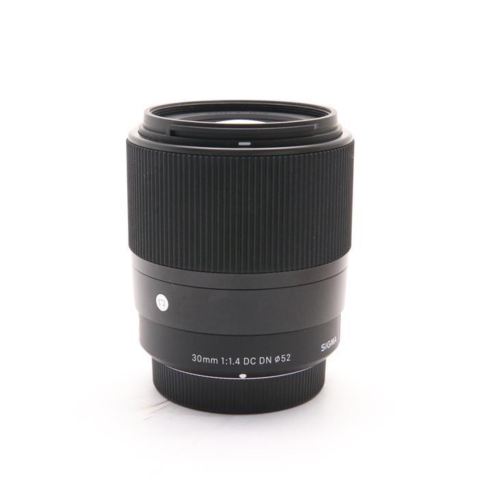 【あす楽】 【中古】 《美品》 SIGMA C 30mm F1.4 DC DN(マイクロフォーサーズ用) [ Lens   交換レンズ ]
