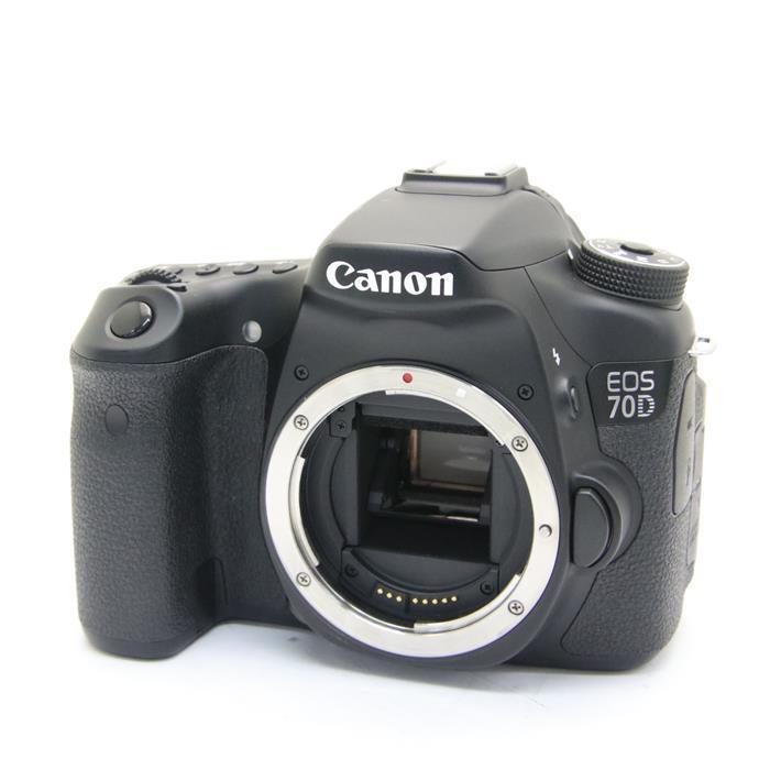 【あす楽】 【中古】 《良品》 Canon EOS 70D ボディ [ デジタルカメラ ]