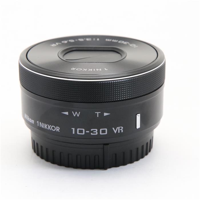 【あす楽】 【中古】 《良品》 Nikon 1 NIKKOR VR 10-30mm F3.5-5.6 PD-ZOOM ブラック [ Lens | 交換レンズ ]