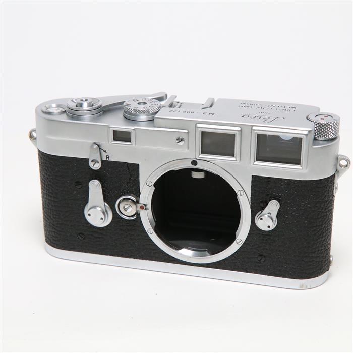 【あす楽】 【中古】 《良品》 Leica M3 (2回巻き上げ)