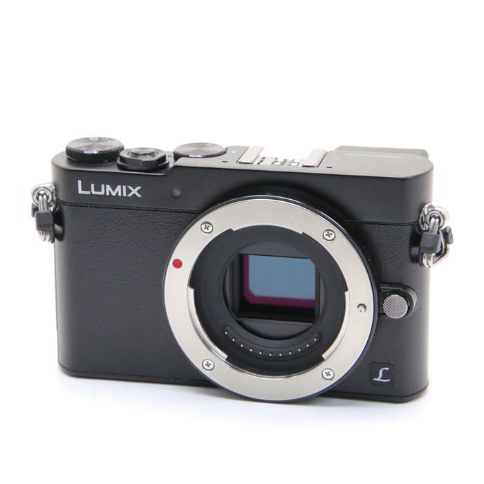 【あす楽】 【中古】 《良品》 Panasonic LUMIX DMC-GM5ボディ ブラック [ デジタルカメラ ]