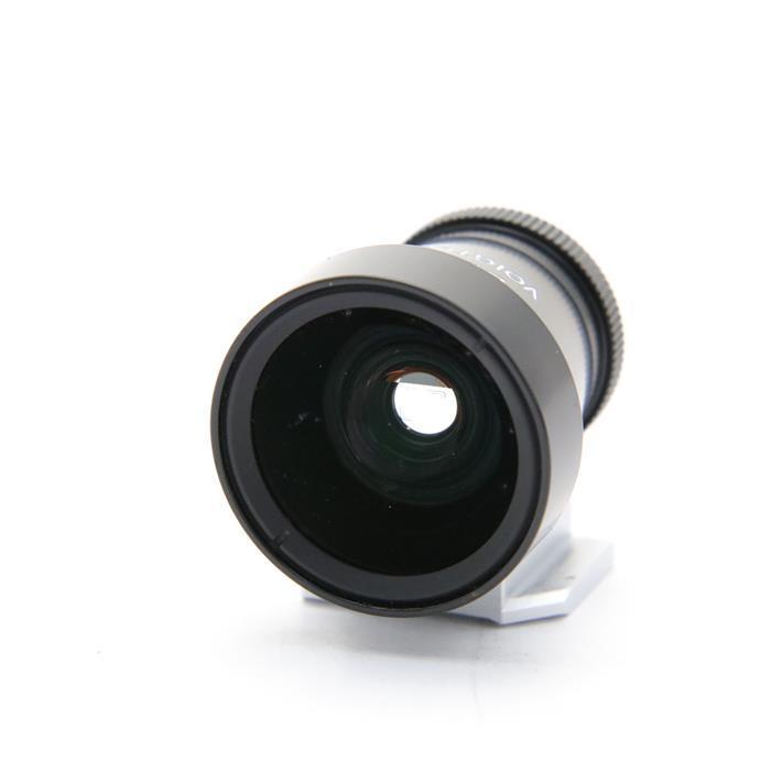 【あす楽】 【中古】 《美品》 Voigtlander 21/25mm View Finder M ブラック