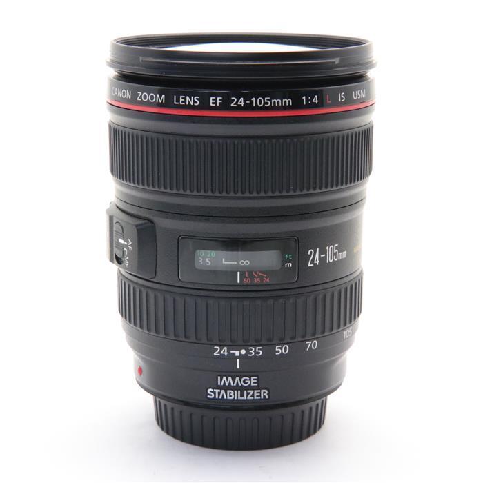 【あす楽】 【中古】 《美品》 Canon EF24-105mm F4L IS USM [ Lens | 交換レンズ ]