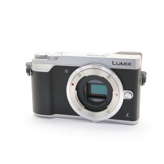 【あす楽】 【中古】 《美品》 Panasonic LUMIX DMC-GX7MK2 ボディ シルバー [ デジタルカメラ ]