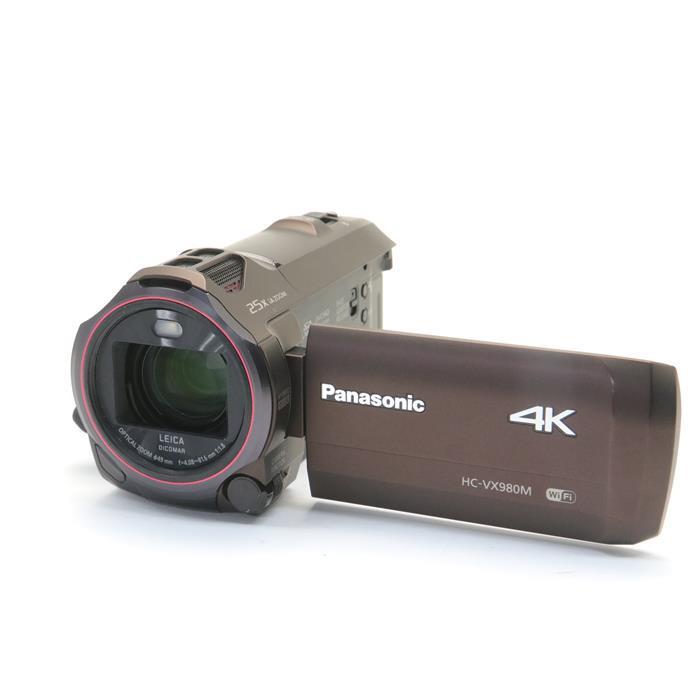 独特な 【あす楽】【中古 ブラウン】 Panasonic 《良品》 HC-VX980M Panasonic デジタル4Kビデオカメラ HC-VX980M ブラウン, 湯浅町:dbc90457 --- totem-info.com