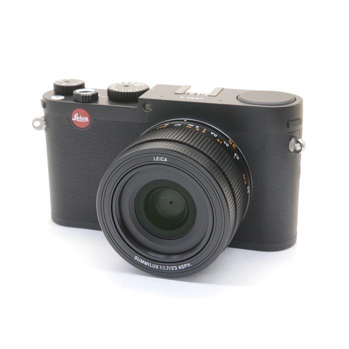 【あす楽】 【中古】 《美品》 Leica X(Typ113) ブラック 【ライカカメラジャパンにて各部点検済み】 [ デジタルカメラ ]