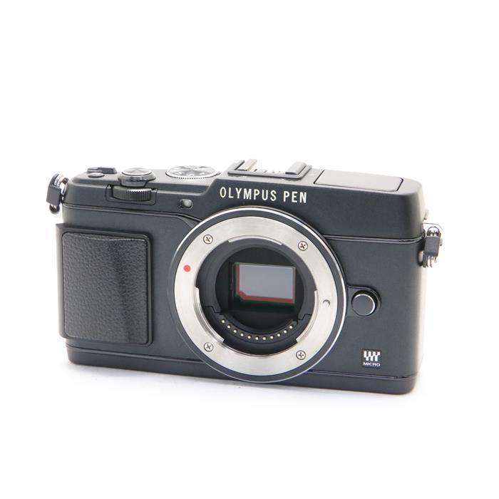 【あす楽】 【中古】 《並品》 OLYMPUS PEN E-P5 ボディ ブラック [ デジタルカメラ ]