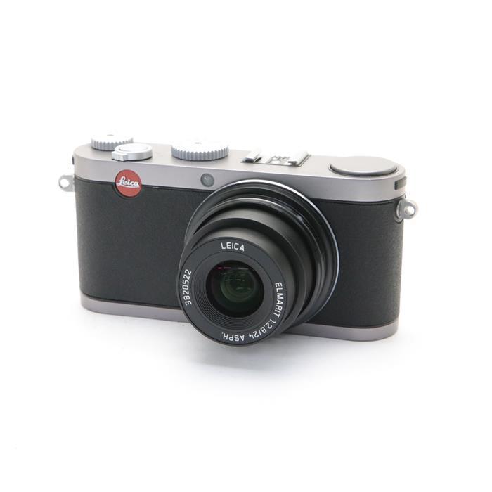 【あす楽】 【中古】 《並品》 Leica X1 スチールグレイ 【ライカカメラジャパンにてセンサークリーニング/各部点検済】 [ デジタルカメラ ]
