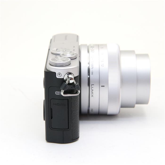 【中古】 《美品》 Panasonic LUMIX [ デジタルカメラ ] DMC-GM1Kレンズキット オレンジ 【あす楽】