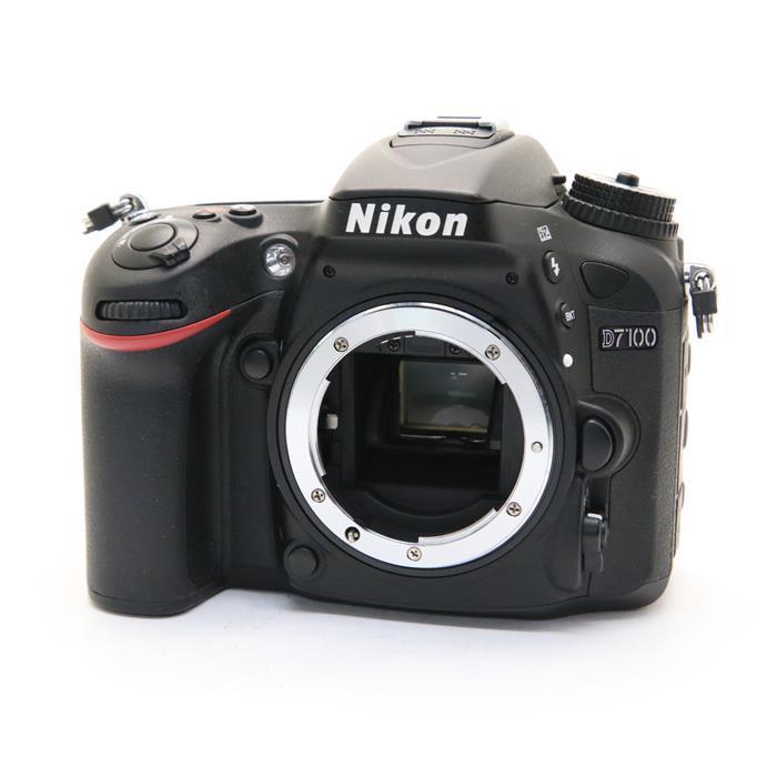 【あす楽】 【中古】 《良品》 Nikon D7100 ボディ [ デジタルカメラ ]