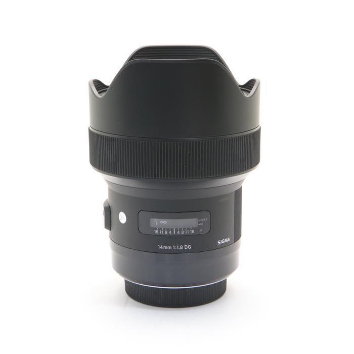 【あす楽】 【中古】 《美品》 SIGMA A 14mm F1.8 DG HSM (シグマ用) [ Lens   交換レンズ ]