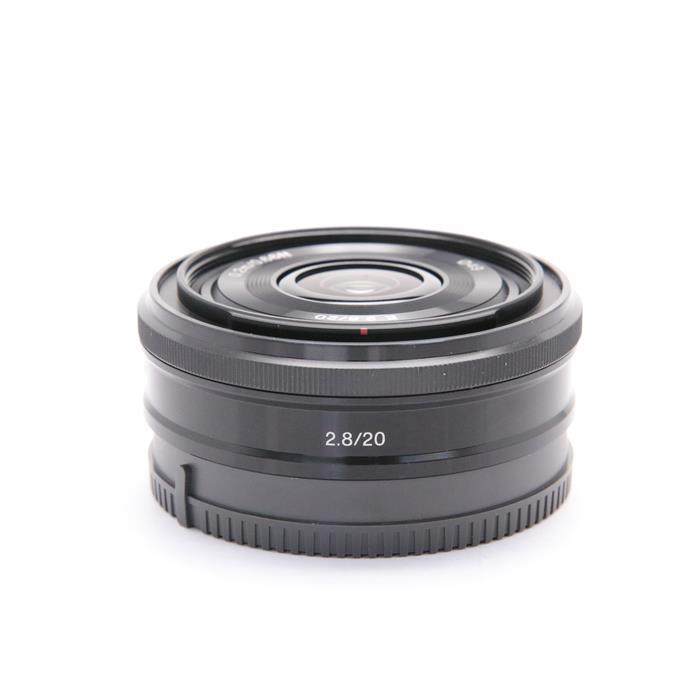 【あす楽】 【中古】 《良品》 SONY E 20mm F2.8 SEL20F28 [ Lens   交換レンズ ]