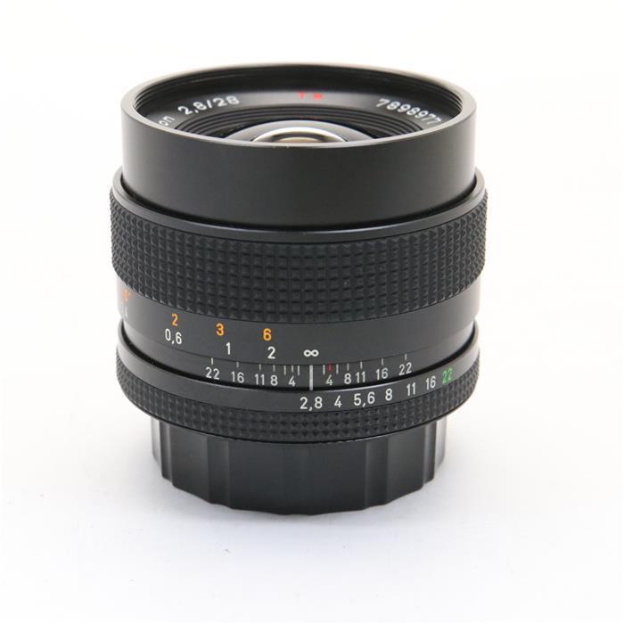 【あす楽】 【中古】 《良品》 CONTAX Distagon T*28mm F2.8 MM [ Lens   交換レンズ ]